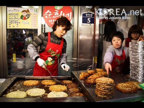 Seoul street food - Street food and cooking