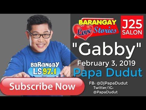 Barangay Love Stories February 3, 2019 Gabby