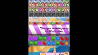 Candy Crush Saga level 1602