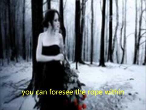 Moonspell - The hanged man (lyrics)
