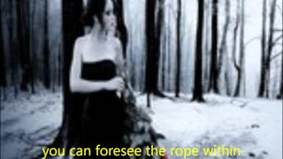 Moonspell - The hanged man (lyrics)