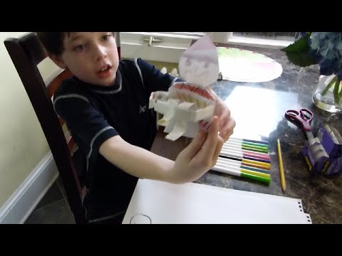 How to make a paper elf on the shelf tutorial