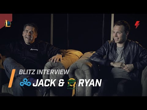 C9 Jack & FlyQuest Ryan Edens On Sneaky Maid Uniforms And Franchise Applications
