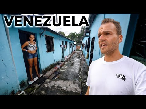 Inside Venezuelan Slum at Brazil Border (harsh conditions)