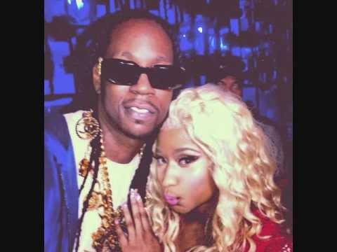 Nicki Minaj- I Love Dem Strippers Verse (Lyrics)