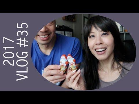 Vlog - Chinatown, Bangs, Beef Stew, Mulled Wine