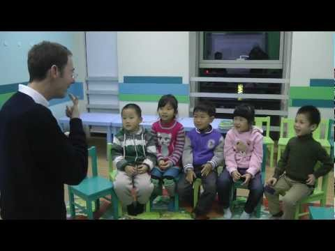 HELLO TEACHER! - English Class in Beijing