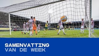 HIGHLIGHTS | Fortuna Sittard - Willem II