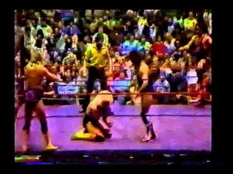 Memphis TV Complete 3-8-1980 Wrestling