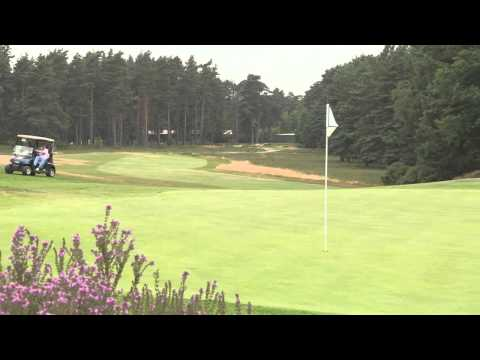Sunningdale Golf Club, England