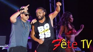 Machel Montano & Sean Paul @ Pandemonium 2015