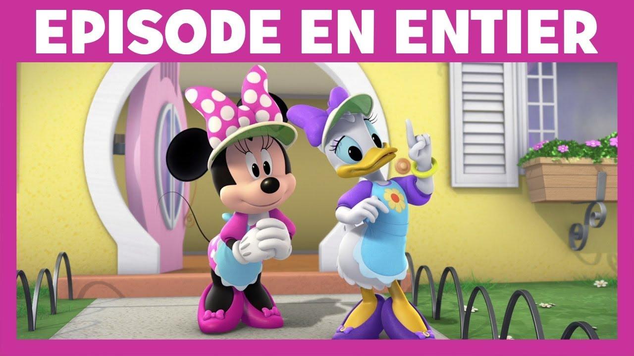 Mickey et ses amis top d part moment magique - Minnie et daisy ...