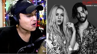 Baixar Shakira, Maluma - Clandestino - Maluma Shakira (Audio) Reaccion