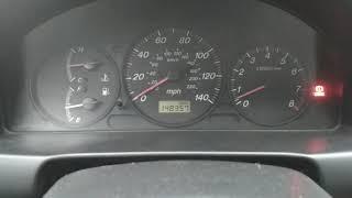 Плавают обороты при включении потребителей. Mazda Protege, 1.6