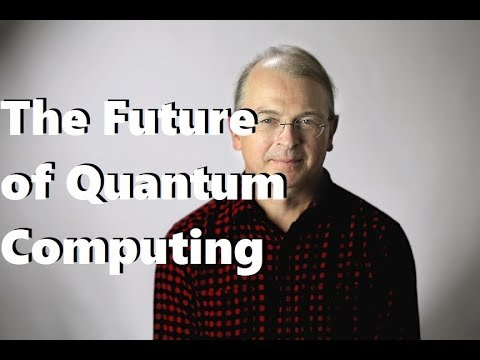 The Future of Quantum Computing - Prof. Seth Lloyd