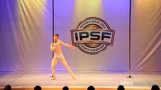 Slava Ruza - IPSF World Pole Championships 2018