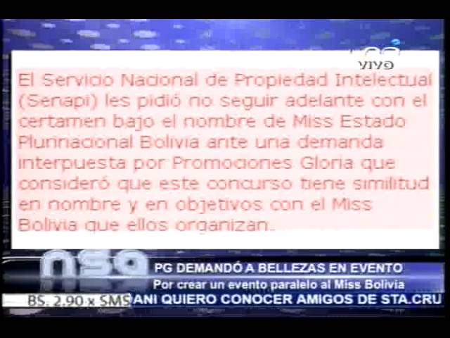 ELECCION MISS PLURINACIONAL CON ESCANDALOS Videos De Viajes