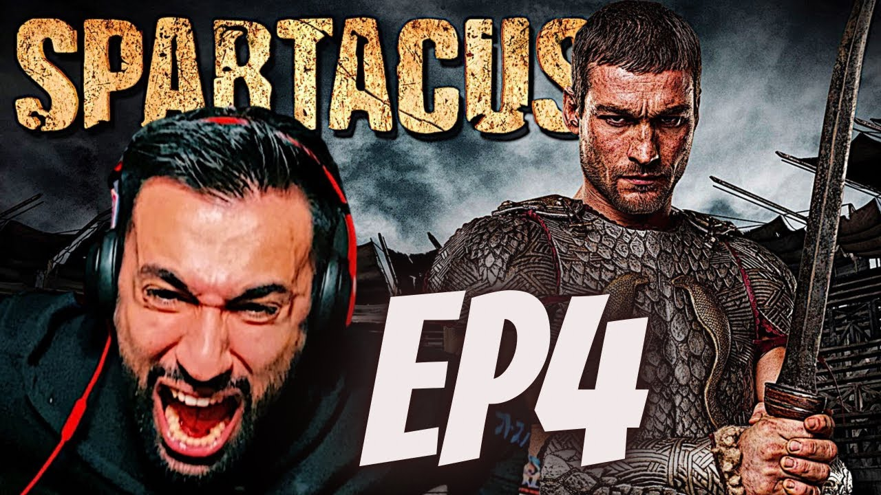 Download SPARTACUS SEASON 1 EPISODE 4 REACTION | The Thing In The Pit