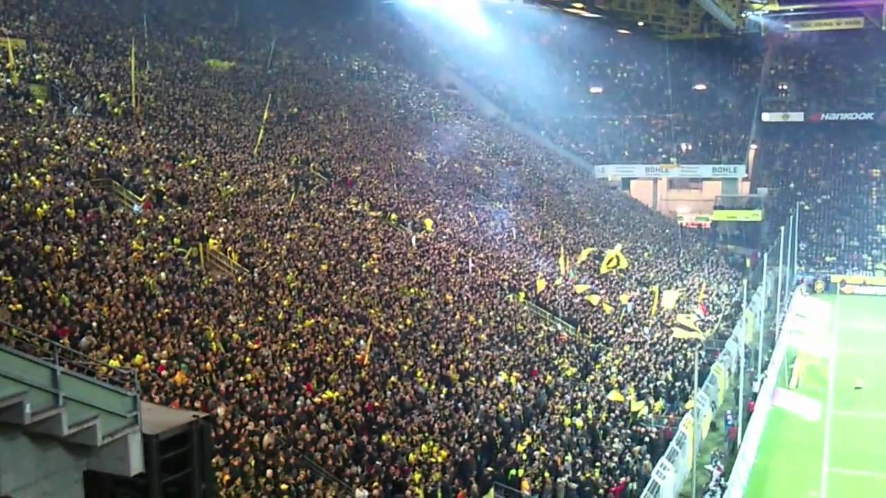 BVB Borussia Dortmund Köln Abpfiff Deutscher Meister wird nur der BVB 04.03.11