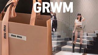 #GRWM VVIP 패션쇼갈 준비 ♥