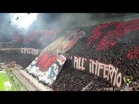 Amazing Atmosphere Ac Milan Vs Inter Milan 2-3 Milano Derby