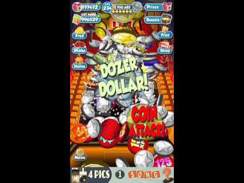 classic coin dozer  long play time with overload
