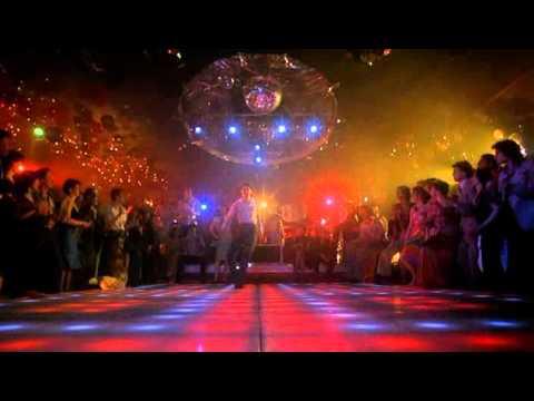 La Febbre del Sabato Sera   John Travolta   You should be dancing