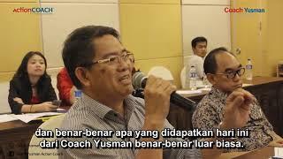 Training KPI untuk Tim Perusahaan by Coach Yusman ActioNCOACH