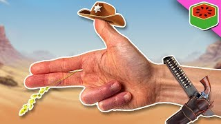 THE DEPUTY HAND! | Hand Simulator with Friends