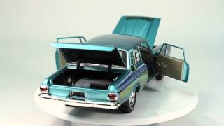 Diecast Promotions/Supercar Collectibles 1/18 Arlen Vanke 1965 Plymouth Hemi Belvedere