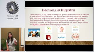 Magento Integration with Accounting Softwares  - Magento SG