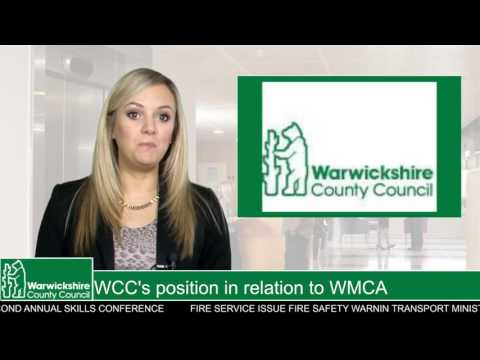 Warwickshire County Council's current position in relation to the West Midlands Combined Authority