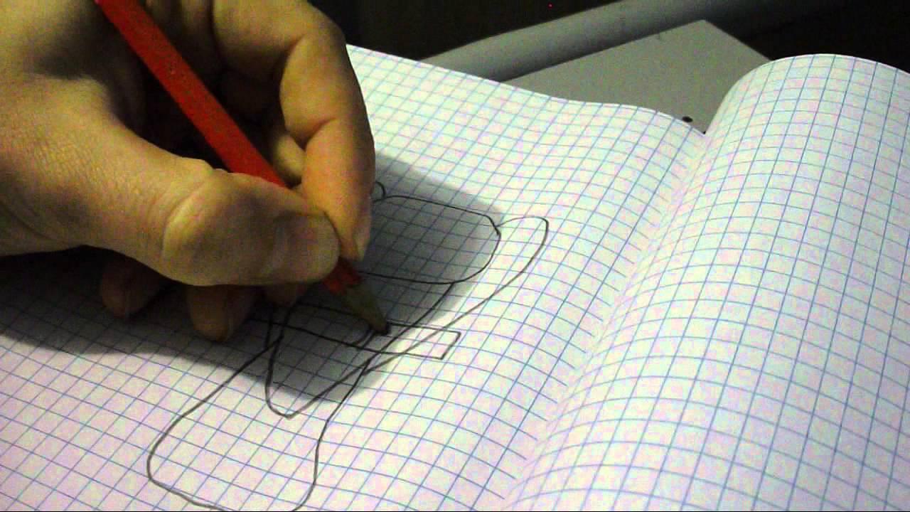 Jak Narysować Ptaka How To Draw A Bird Youtube