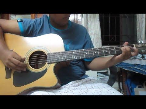 Nostalgia-Thaikkudam Bridge guitar cover(acoustic)