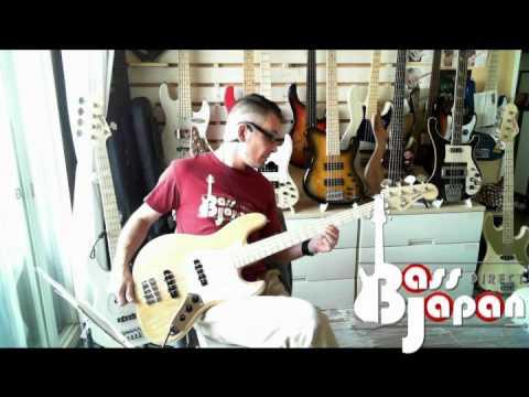 Fender Japan JB75