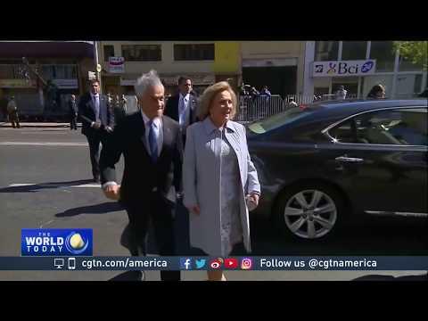 Sebastian Pinera Sworn In Again As Chile's President