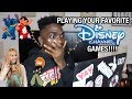 PLAYING YOUR FAVORITE THROWBACK DISNEY CHANNEL GAMES!!!!