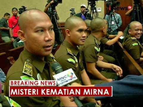 Calon Jaksa Hadiri Sidang Jessica Untuk Pembelajaran - INews Breaking News 15/09