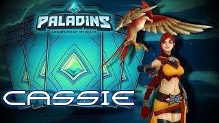 paladins cz gameplay 52 cassie