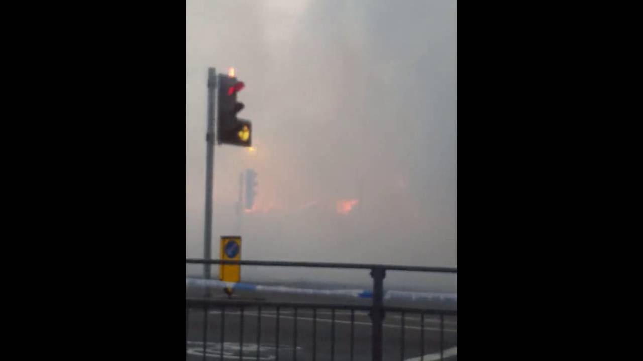 Download Fireworks Factory explosion caught on tape
