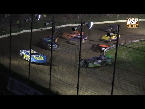Late Models - 8/4/2018 - Grandview Speedway