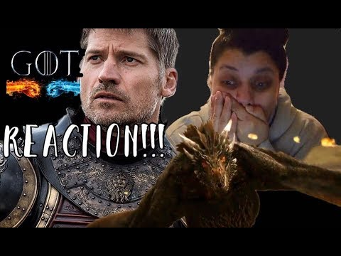 """Game of Thrones S7 E4 """"The Spoils of War"""" - REACTION!!! (Part 2)"""