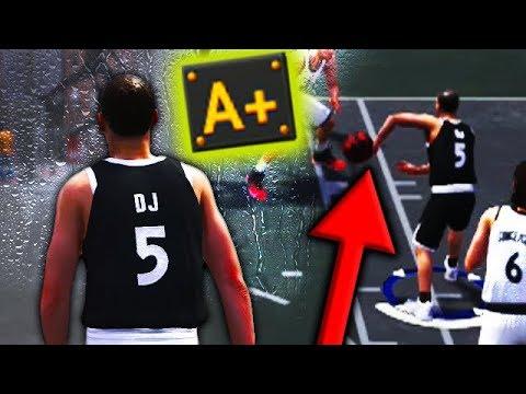 CREATION OF THE FLASHY PASS GOD!!! | NBA 2K18 Career