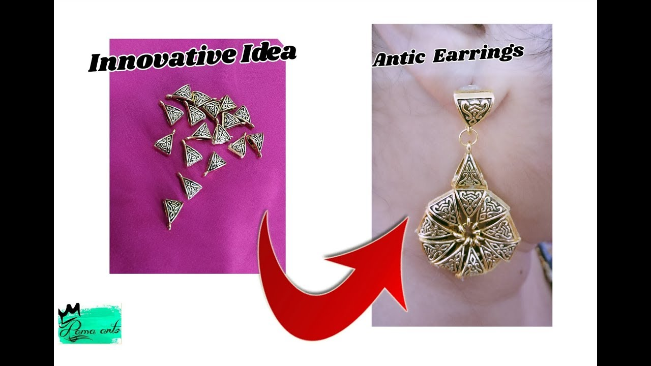 Stunning Latest Model Earring Making Idea Gallery - Jewelry ...