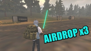 Infestation: The NewZ - 3 airdrops + opening