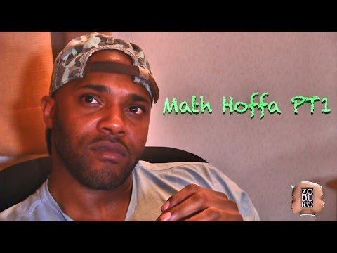 Math Hoffa Interview Part 1