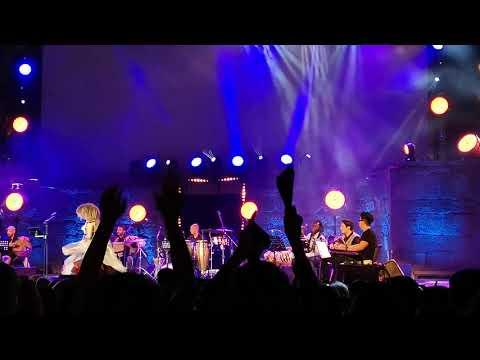 Malick Diaw En Concert Avec Ghalia Benali - Festival de Carthage 2019-Tunisie