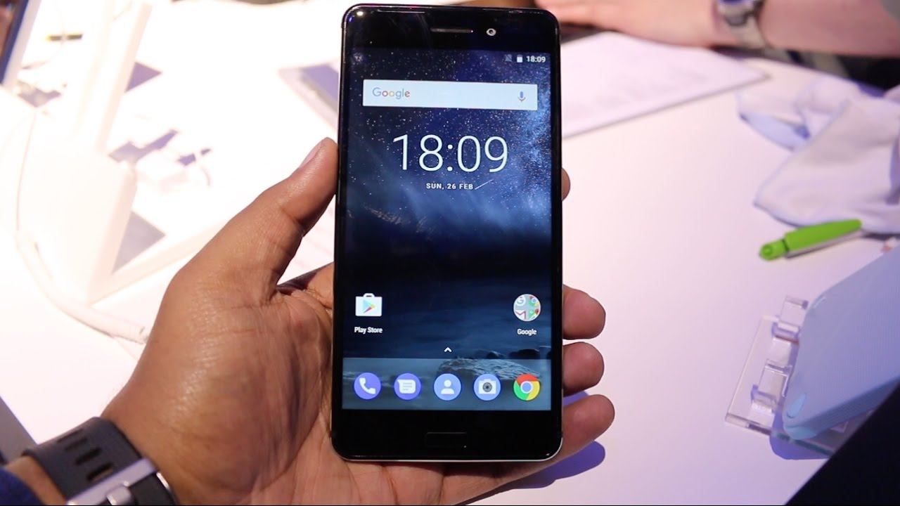 Nokia 6 Arte Black Video Nokia 6 India Hands On Camera Features Price Arte Black Edition