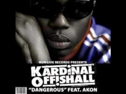 Kardinal Official Ft Akon- Dangerous (Instrumental)