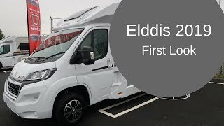 Elddis Motorhomes 2019 - First Look